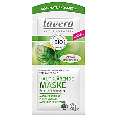 Lavera Faces Mint Purifying Cleansing Mask