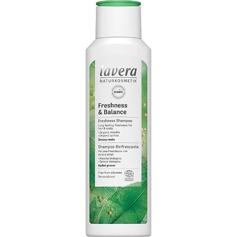 Lavera Freshness & Balance Shampoo (vet haar)