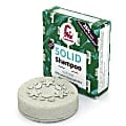 Lamazuna Shampoo Blok - Spirulina & Groene Klei