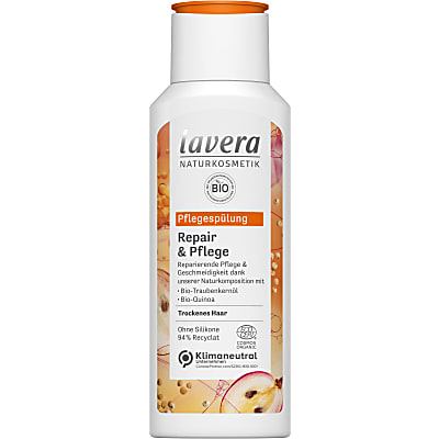 Lavera Rozenmelk Conditioner (droog&beschadigd)
