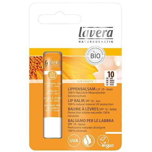 Lavera Sun Sensitive Organic Lip Balm SPF 10
