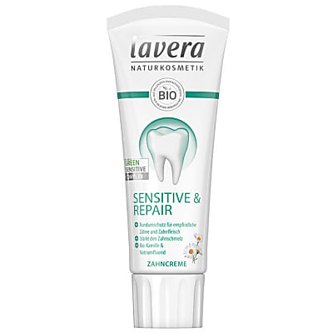 Lavera Basis Sensitiv Tandpasta - Sensitive