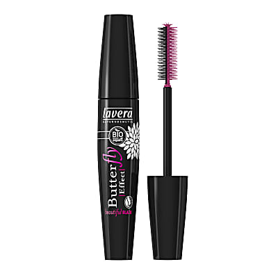 Lavera Butterfly Effect Mascara - Beautiful Black
