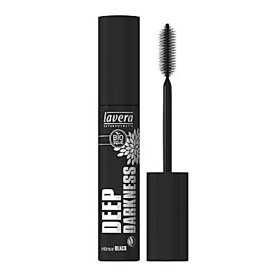 Lavera Deep Darkness Mascara - Intense Black