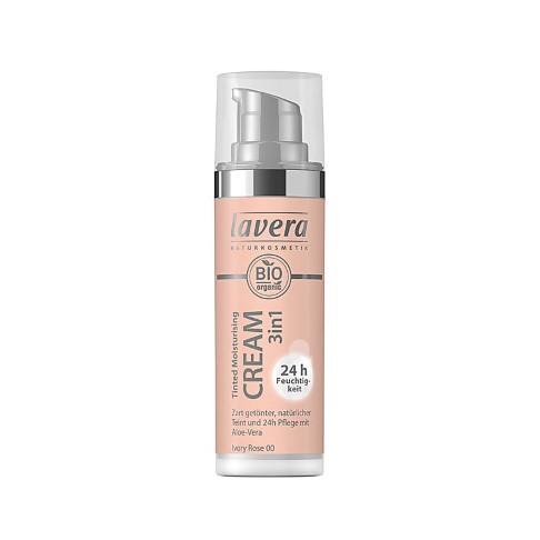 Lavera Moisturing Cream 3in1 Ivory Rose 00
