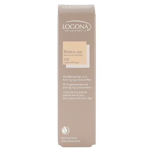 Logona Make-up Natural Finish