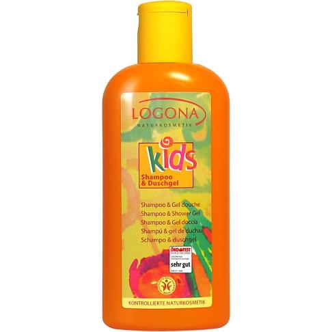 Logona Kids 2-in-1 Shampoo&Douchegel