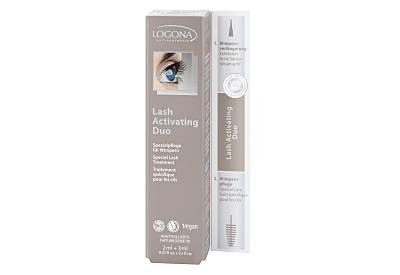 Logona Lash Activating Duo Wimper Verzorging