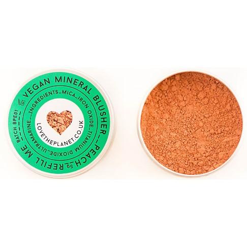 Love the Planet Vegan Mineral Blush - Peach