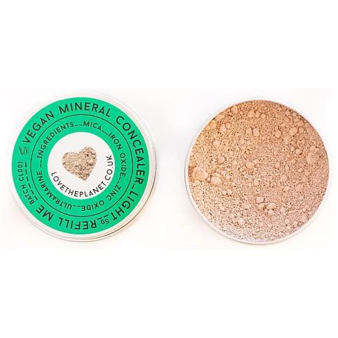 Love the Planet Vegan Mineral Concealer - Light