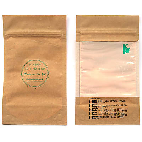 Love the Planet Vegan Mineral Foundation - Maple (Navulling)