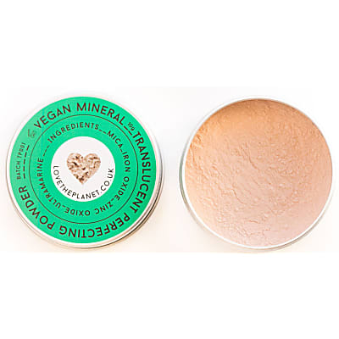 Love the Planet Vegan Transclucent Perfecting Powder