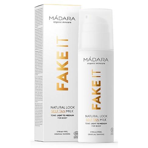 Madara Fake It Natural Look Self Tan Milk