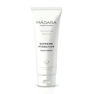Madara Infusion Blanc Supreme Hydration Hand Cream