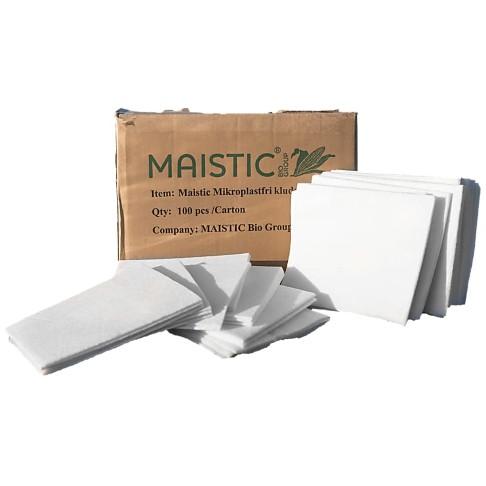 Maistic Microplasticvrije Allesreiniger Doek (100 stuks)