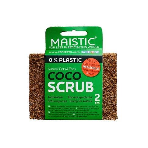 Maistic Coco Scrubbie (2 pack)