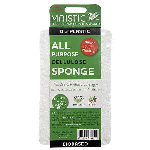 Maistic Plasticvrije All Purpose Spons