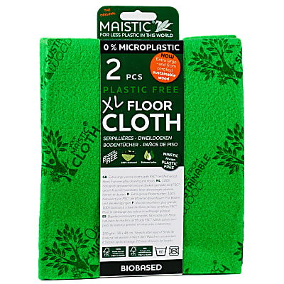 Maistic Plasticvrije XL Vloer Doek (2 pack)