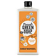 Marcel's Green Soap Afwasmiddel Sinaasappel & Jasmijn