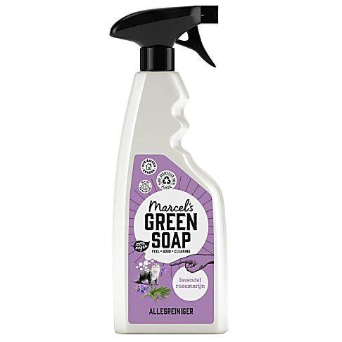 Marcel's Green Soap Allesreiniger Spray Lavendel & Rozemarijn
