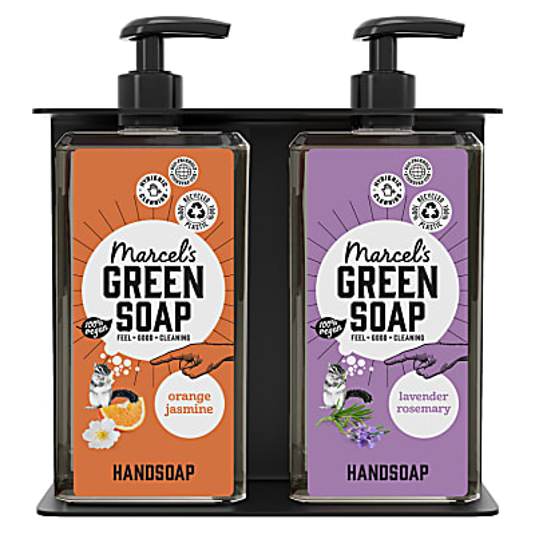 Marcel's Green Soap Soap Dubbele Zeephouder