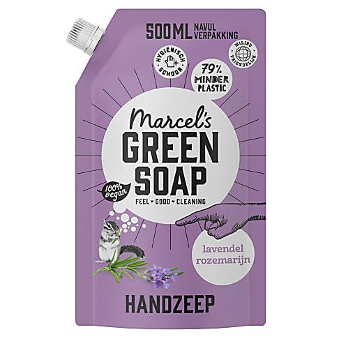Marcel's Green Soap Handzeep Lavendel & Kruidnagel 1L