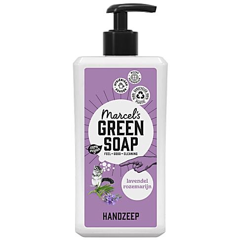 Marcel's Green Soap Handsoap Lavendel & Rozemarijn (500ml)