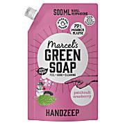Marcel's Green Soap Handzeep Patchouli & Cranberry 1L