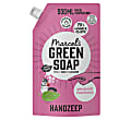 Marcel's Green Soap Handzeep Patchouli & Cranberry Navul Stazak 500ml