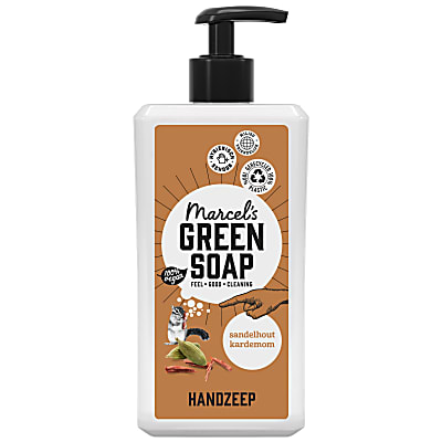 Marcel's Green Soap Handsoap Sandelwood & Kardemom 500ML