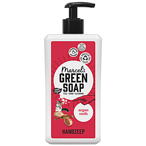 Marcel's Green Soap Handsoap Argan & Oudh