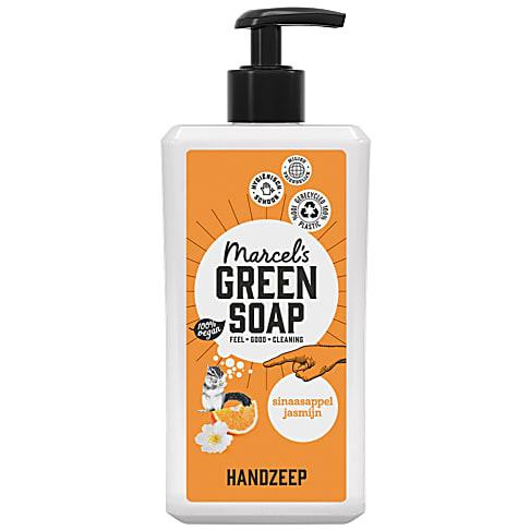 Marcel's Green Soap Handsoap Orange & Jasmine 500ML