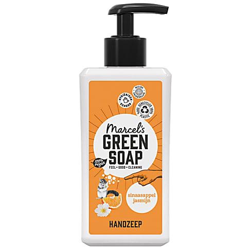 Marcel's Green Soap Handzeep Sinaasappel & Jasmijn