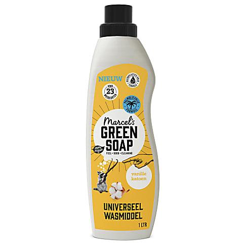 Marcel's Green Soap Wasmiddel Vanille & Katoen