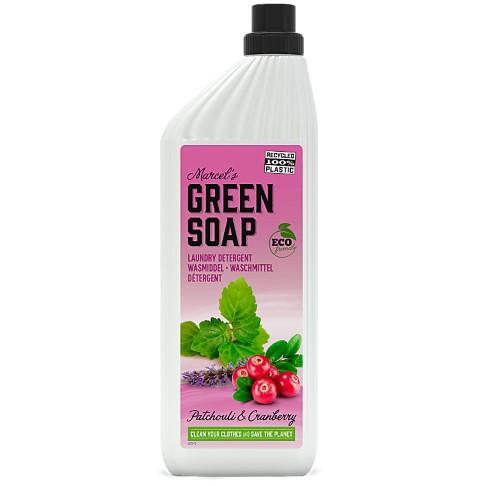 Marcel's Green Soap Wasmiddel Patchouli & Cranberry