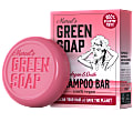 Marcel's Green Soap Shampoo Bar Argan & Oudh