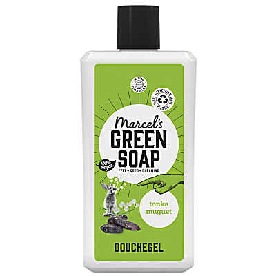 Marcel's Green Soap Shower Gel Tonka & Muguet