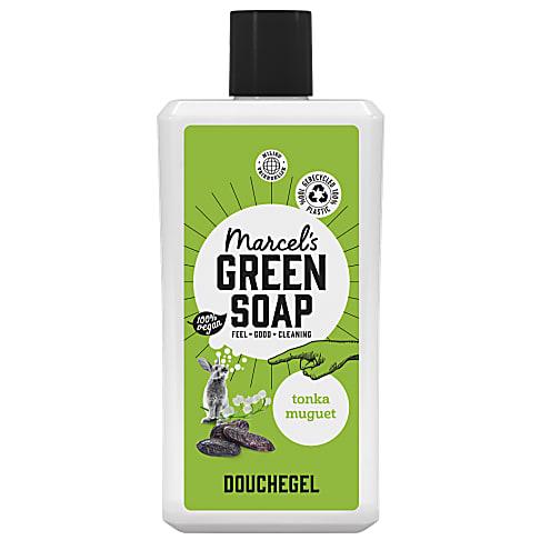 Marcel's Green Soap Shower Gel Tonka & Muguet
