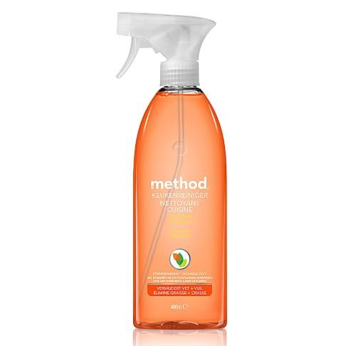 Method Keukenreiniger Spray - Clementine (490ml)