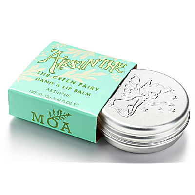 MOA Magic Organic Apothecary Green Fairy Absinthe Hand & Lippenbalsem