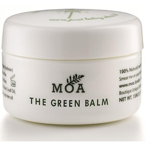 Mini Moa  - The Green Balm 15ml