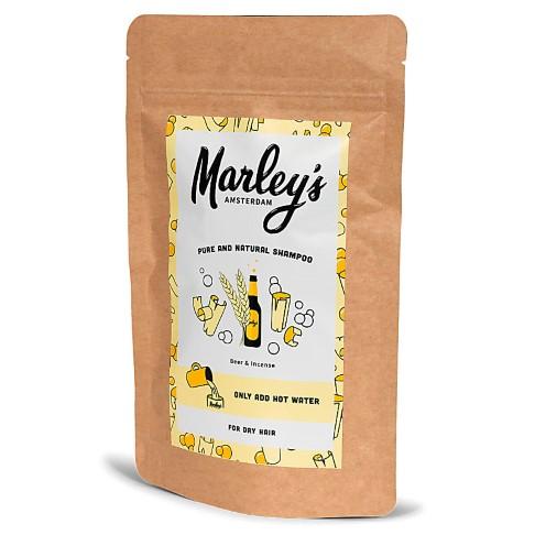 Marley's Amsterdam Shampoo Vlokken Bier & Wierook