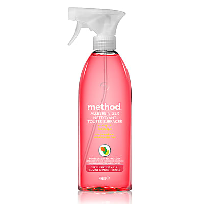 Method Allesreiniger  - Roze Grapefruit (490ml)
