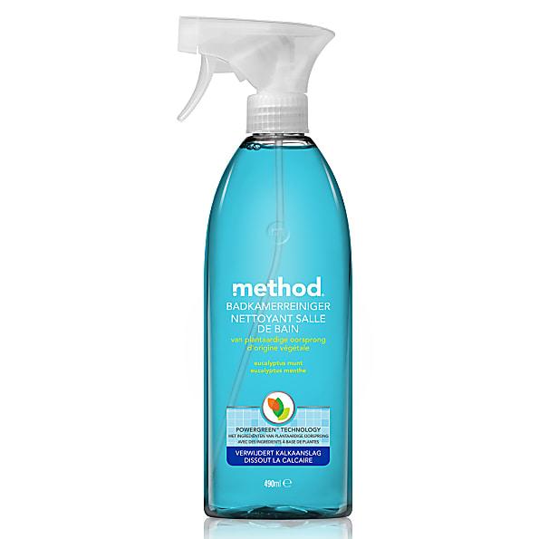 Method Badkamerreiniger Spray - Munt Eucalyptus