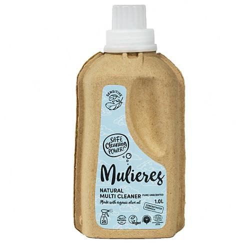 Mulieres Natuurlijke Allesreiniger - Pure Unscented 1L