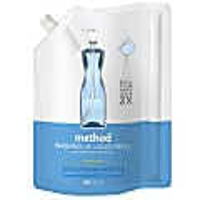 Method Afwasmiddel Coconut Water Navulverpakking