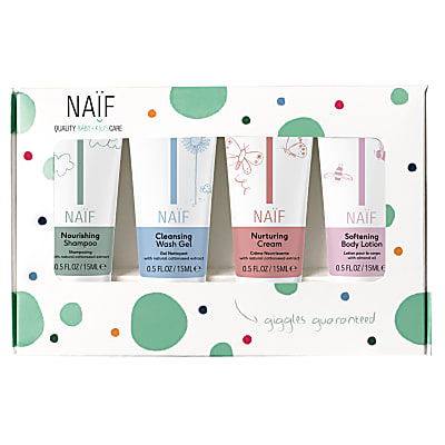 NAÏF Mini Set (4 x Mini )