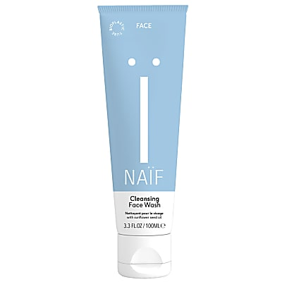 NAÏF Cleansing Face Wash
