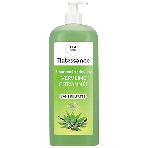 Natessance - shampoo douche (citroenverbena)
