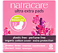 Natracare Maandverband Ultra Extra (Normal, Long & Super)